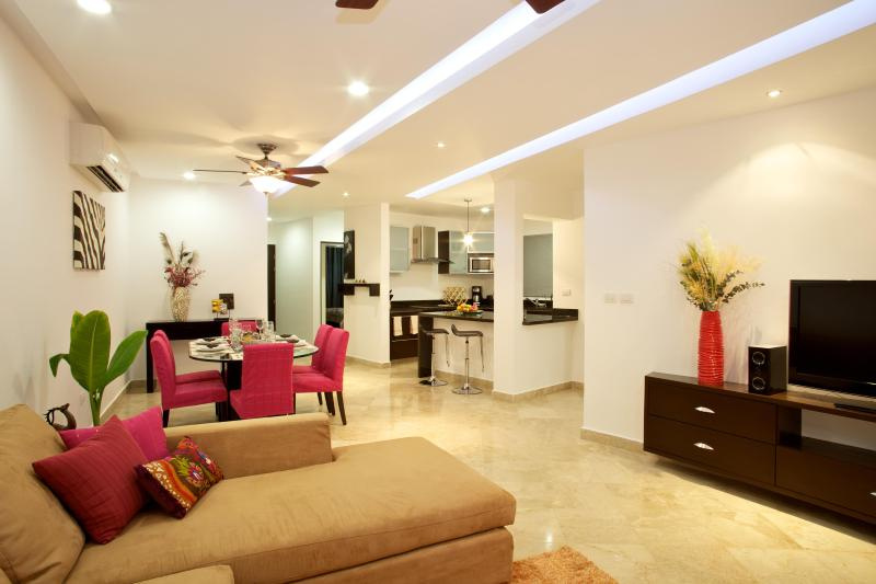Open Plan Living Space is perfect for any occasion