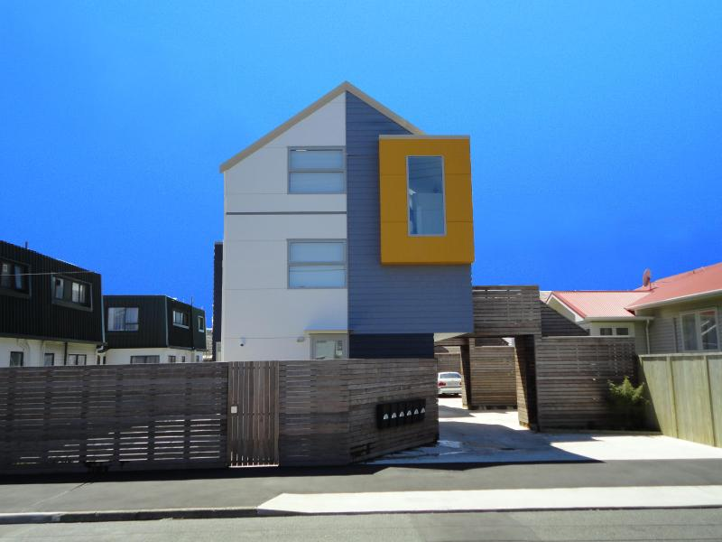 Rongotai Apartments - Family Acommodation in Wellington