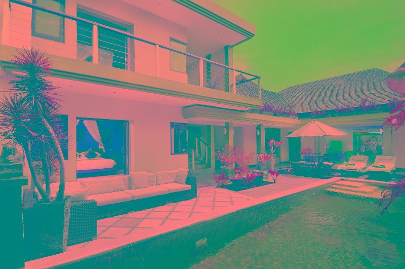 Villa Delapan 3 Bedroom with Private Pool - Image 1 - Canggu - rentals