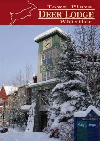 Deer Lodge, Town Plaza, Whistler