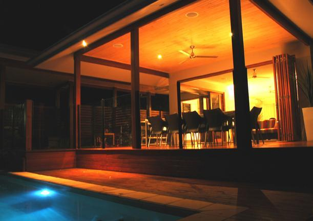 Night Deck Set from Pool
