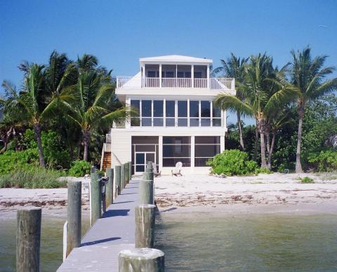 Seawatch on the Beach - Image 1 - North Captiva Island - rentals