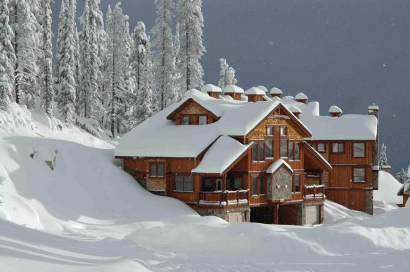 Arctic Fox - your dream chalet in the Enchanted Forest Location