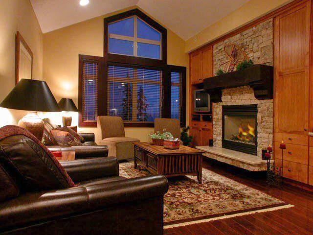 Open Living/Family room