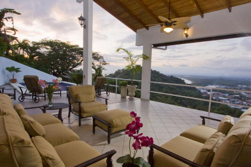 Fabulous Views from the Outdoor Living Area at Casa del Toro