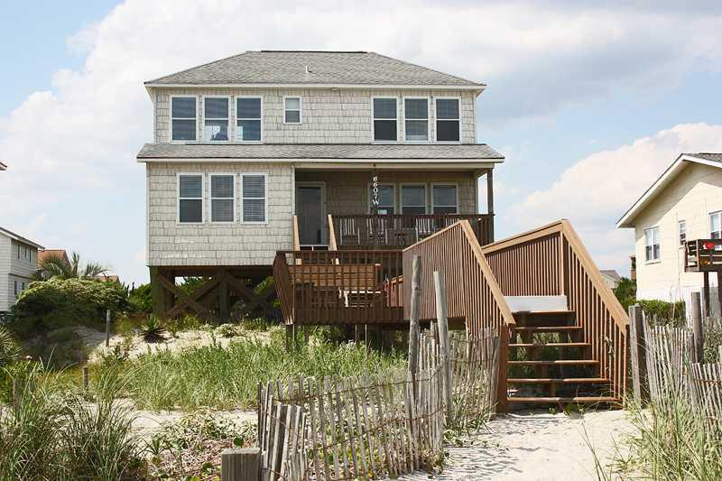 Nothin Could Be Finer - Image 1 - Oak Island - rentals