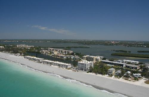 Fisherman's Cove Condo at Turtle Beach on Siesta Key Florida - Off Sarasota