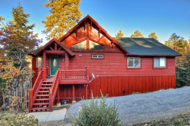 #24: Treetop High Timber Ranch - Image 1 - Big Bear City - rentals