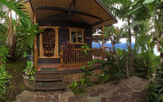 Jungle Cottage Exterior