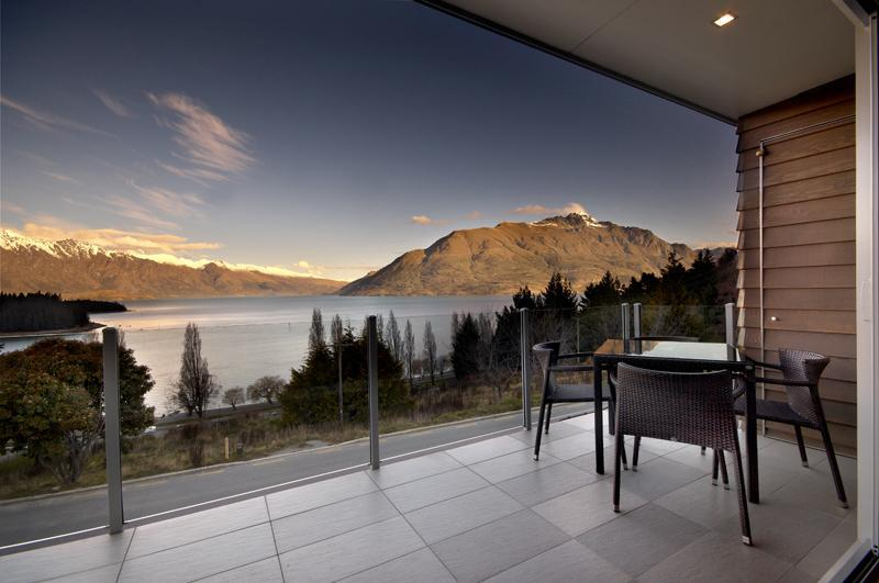 Your balcony - spectacular scenery