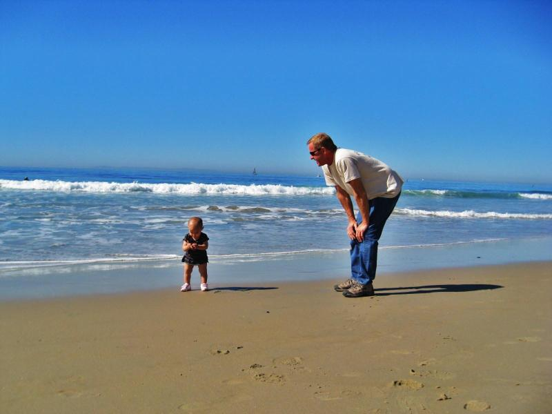 Salt Creek Beach is perfect for everyone!