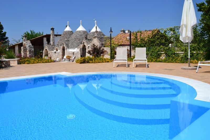 I TRULLI OTTOMANO Wonderful Trulli with Pool - Image 1 - Castellana Grotte - rentals