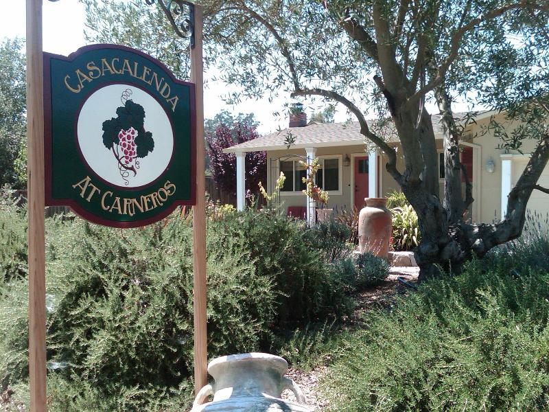 \'Casacalenda am Carneros\ ""