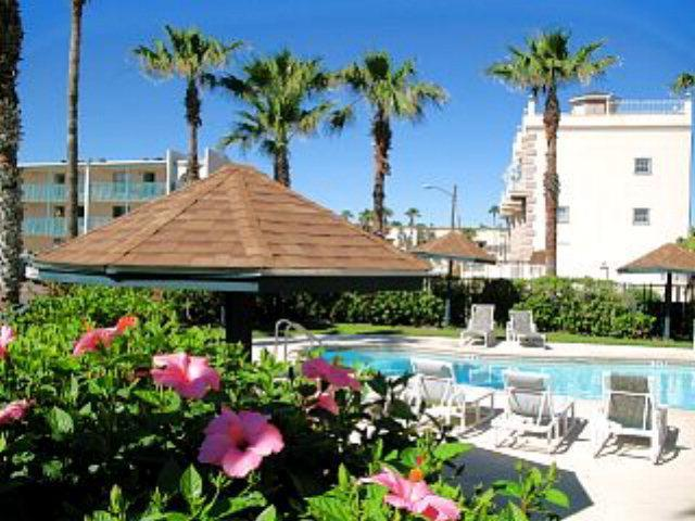 Surfside 1 GREAT BEACH CONDO KING BED FLAT SCREEN TV WASHER DYER IN CONDO pool  gardens