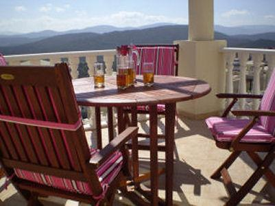 Balcony - LUXURY 2 BEDROOM APARTMENT WITH SPECTACULA VIEWS - Bodrum - rentals