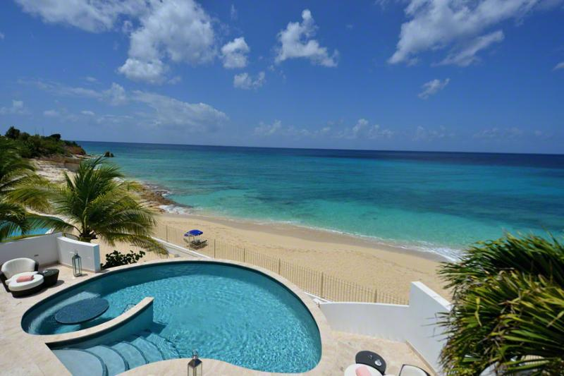 Mumbai at Cupecoy, Saint Maarten - Oceanfront, Gated Community, Pool