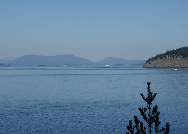 Located on the coveted West Side of San Juan Island, Madrona House has beautiful marine views. - Madrona House - Friday Harbor - rentals