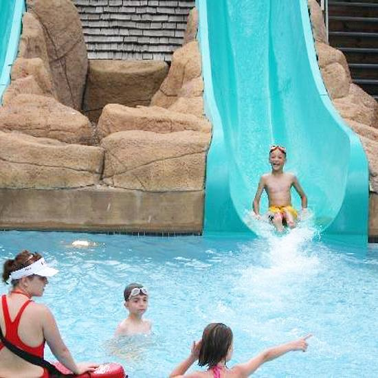 6 waterparks!