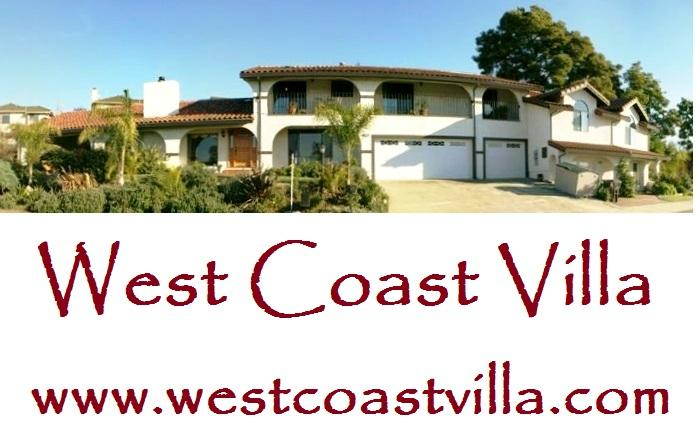 West Coast Villa San Francisco East Bay