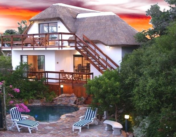Executive Mongoose and Francolin Suites - Cottage on the Hill. - Saint Francis Bay - rentals