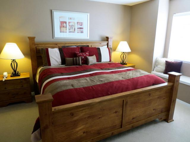 Master Bed - King Size
