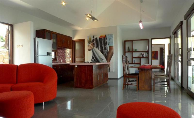 Villa Tiga Wasa Main Living Space
