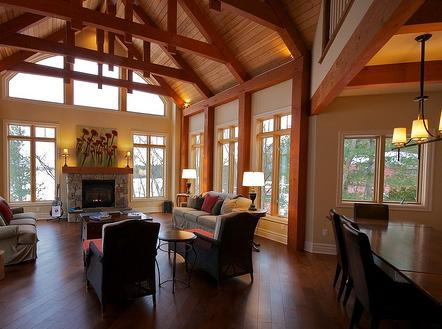 Muskoka Seele, Great Room