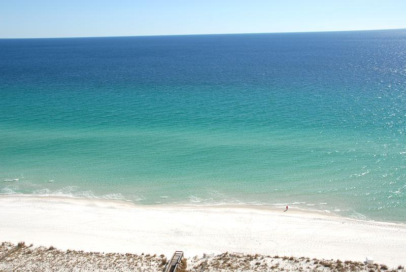 Gorgeous Views of the Gulf from the Balcony - Beach Colony Penthouse! Top Floor!  Best Views! - Navarre - rentals