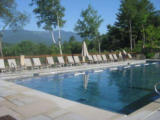 Topnotch Resort maison, Stowe au Vermont : Piscine * conditions s'appliquent