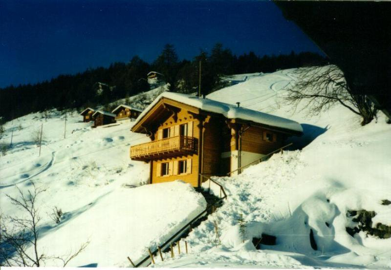 Chalet Salomon with direct slope access to vast 4 Vallees Ski area