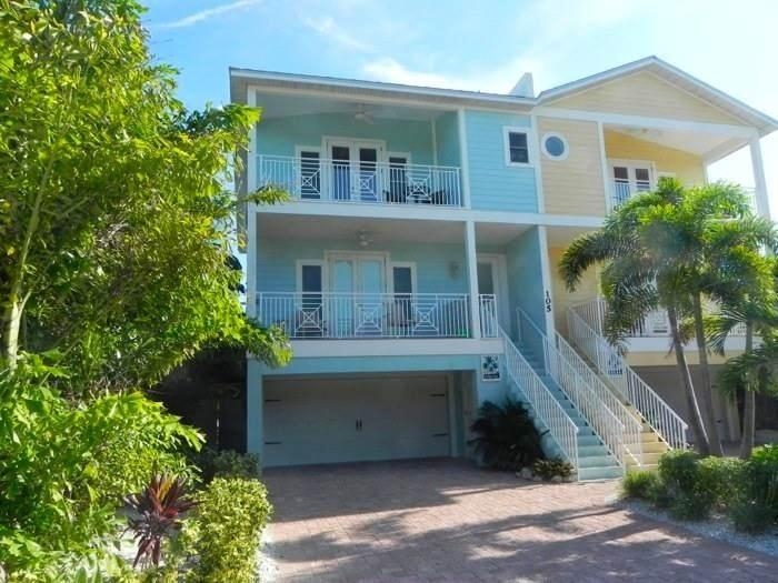 Casa Playa Luxury 4 bedroom beach to bay home - Image 1 - Bradenton Beach - rentals