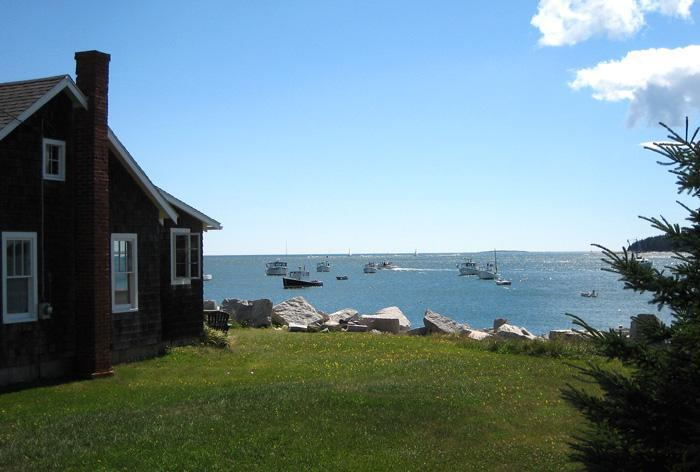 Spruce Head Island, Maine, Waterfront Cottage - Image 1 - South Thomaston - rentals