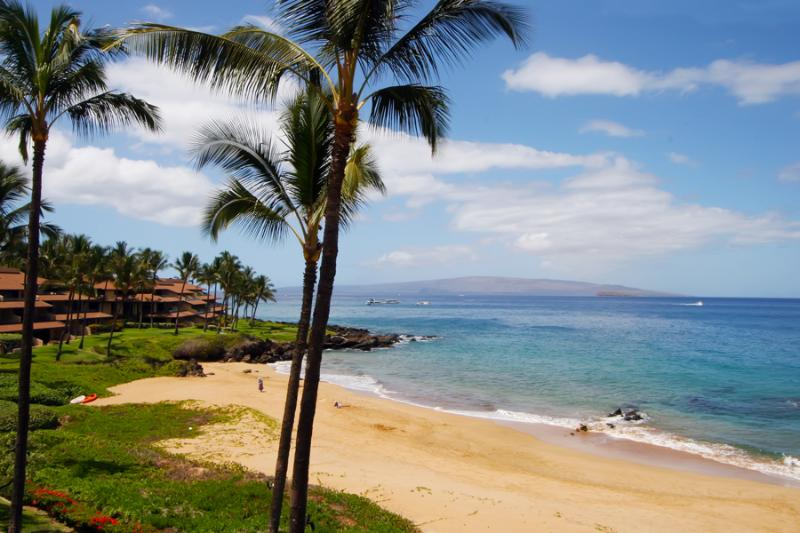 Strand von Makena Surf Resort