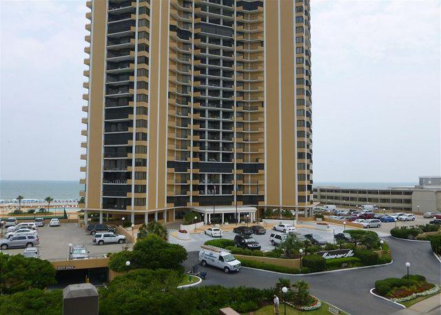 Maisons Sur Mer Oceanfront Luxury  Myrtle Beach  South Carolina - Image 1 - Myrtle Beach - rentals