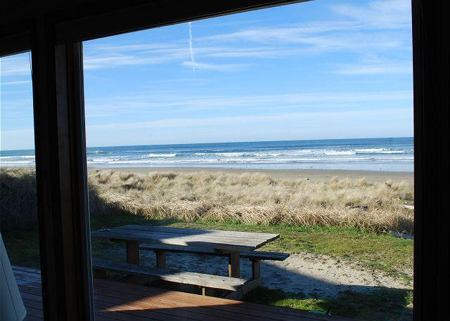 Waldport Oregon Ocean Front home in Sandpiper - Image 1 - Waldport - rentals