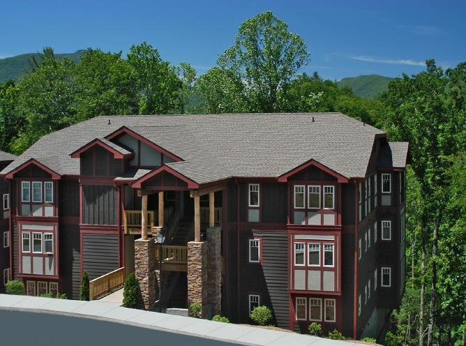 The Grand Oaks Condo - Nestled on a Mountain Ridge