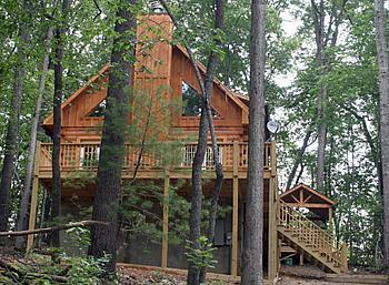 Woodlands Cabin #2
