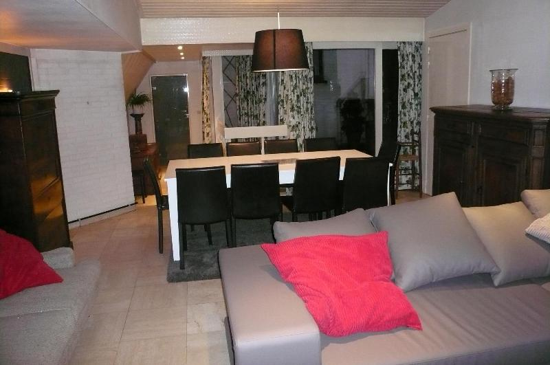 Dining and TV room