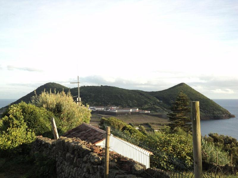 View of Mount Brazil