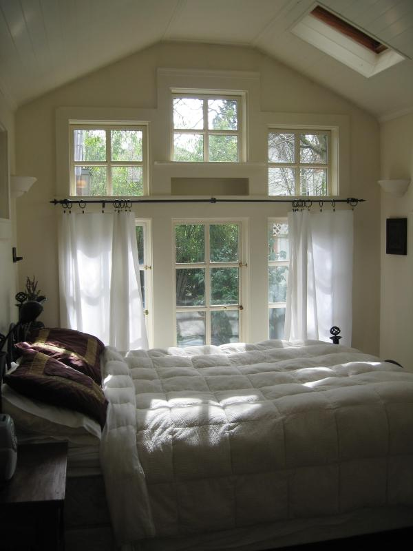 Sun-filled Master Bedroom