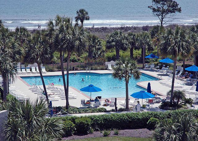 Shorewood 431 - Oceanview 4th Floor Condo - Image 1 - Hilton Head - rentals