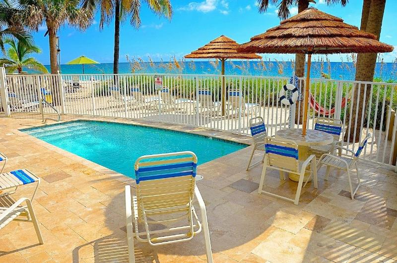 Spectacular Direct Oceanfront Vacation Resort Offering Oceanfront Heated Pool & Endless Views!
