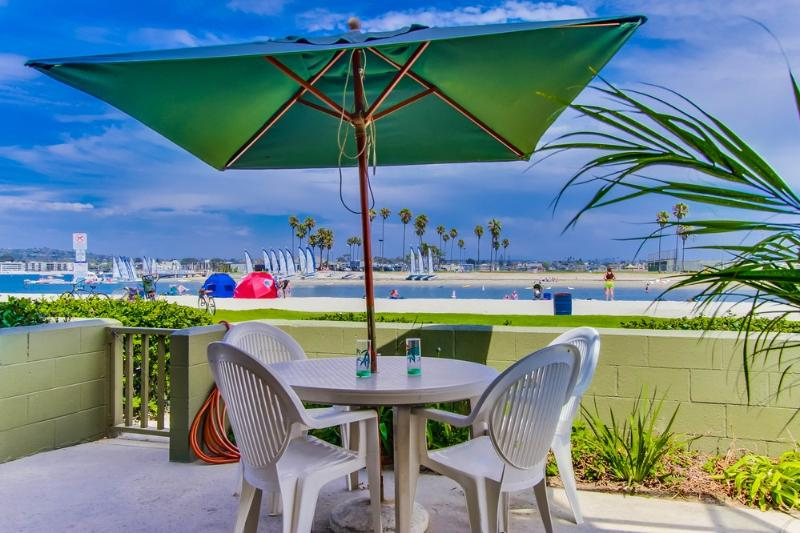 Your patio views