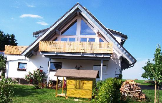 Vacation Apartment in Schramberg - 1023 sqft, modern, calm, relaxing (# 1495) #1495