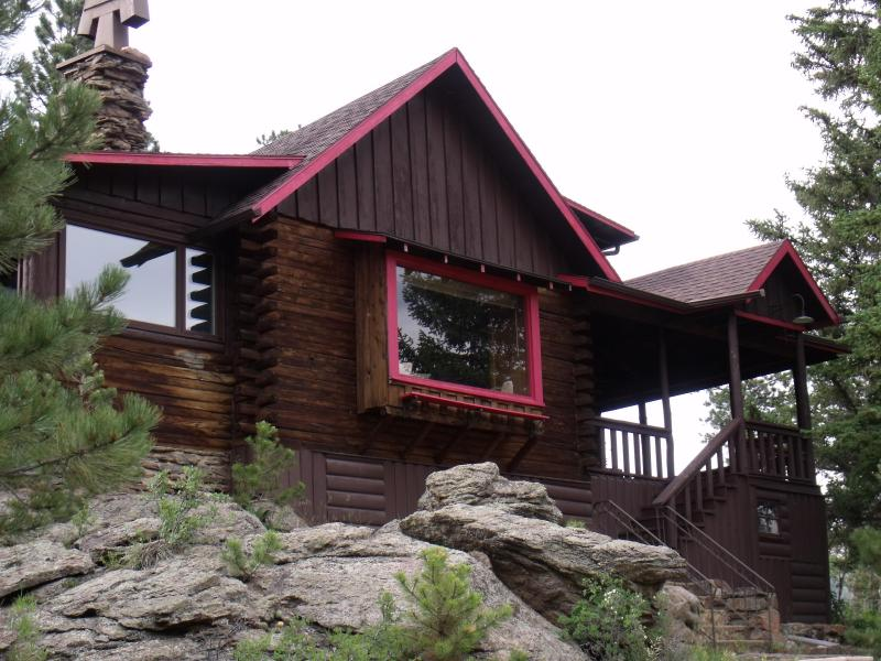 Brown Cabin- built 1931, updated for comfort and use.  Great family memories are made here!