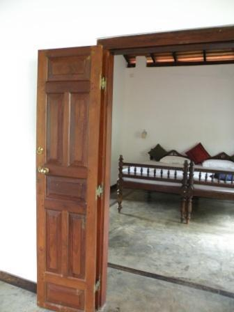Large spacious bedrooms