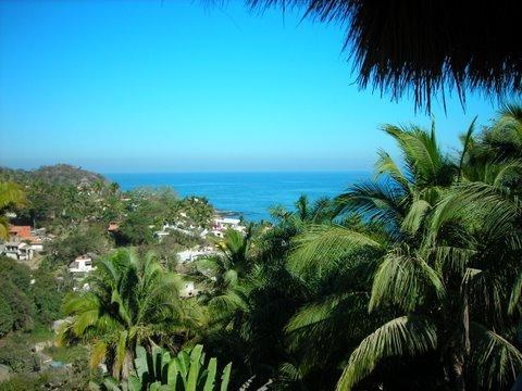 Panoramic views - Casa Sandia - Spectacular panoramic views - Casa Sandia - Sayulita - rentals