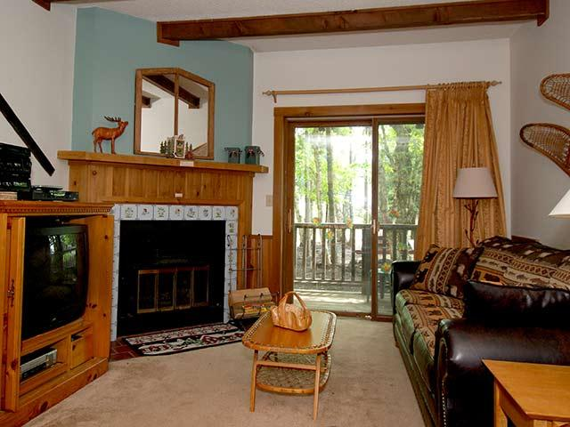 Whistlepunk 33: 1 Bedroom, 1 Bath. Wood Fireplace. - Whistlepunk - 33 - Snowshoe - rentals