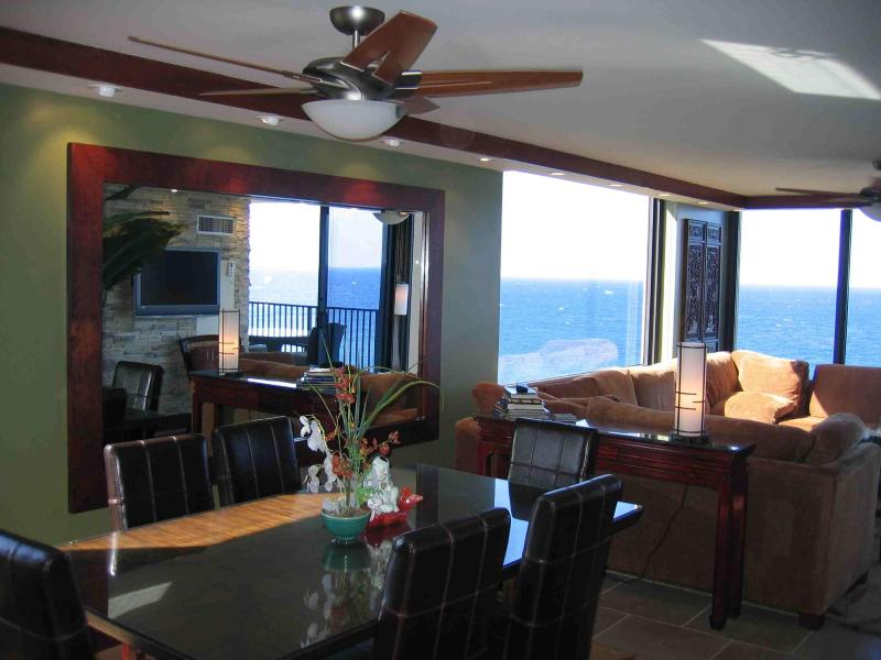 Dining Room - Magnificent 2 Bedroom Suite 1019.   See Hd Videos - Kaanapali - rentals