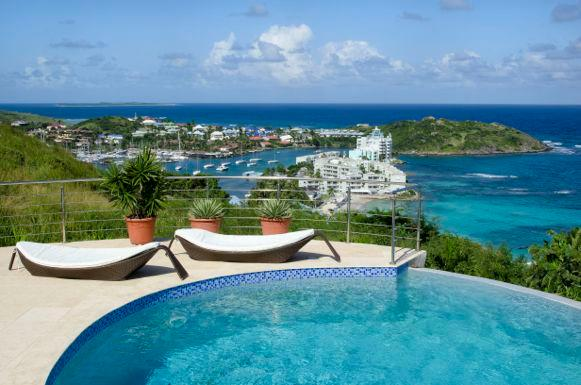 Summerwinds Villa...Oyster Pond, Dutch St. Maarten